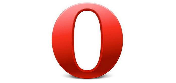 браузер опера лого